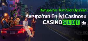Casino Slot Giriş